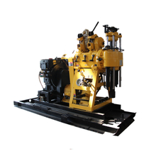 Hydraulic drill machine HZ-200YY drill for water wells and boring