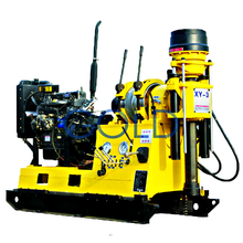 water well drilling rig XY-3